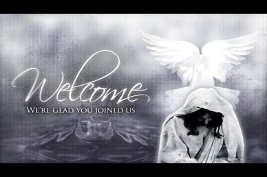 Jesus Baptism Welcome Video