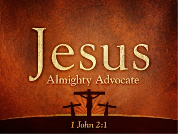 Jesus Advocate PowerPoint Sermon