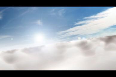 Sky Worship Video Loop