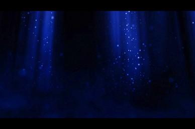 Blue Worship Video Loop