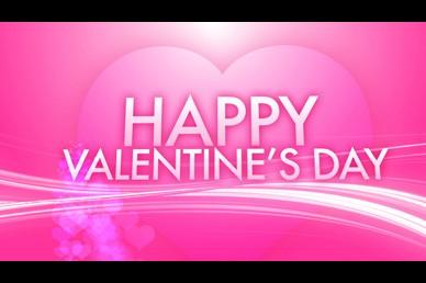 Happy Valentine's Day Video Loop