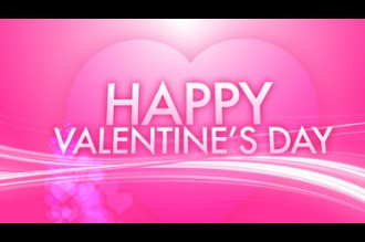 Happy Valentine's Day Video Loop