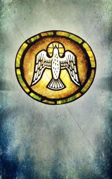 Dove Church Bulletin Cover