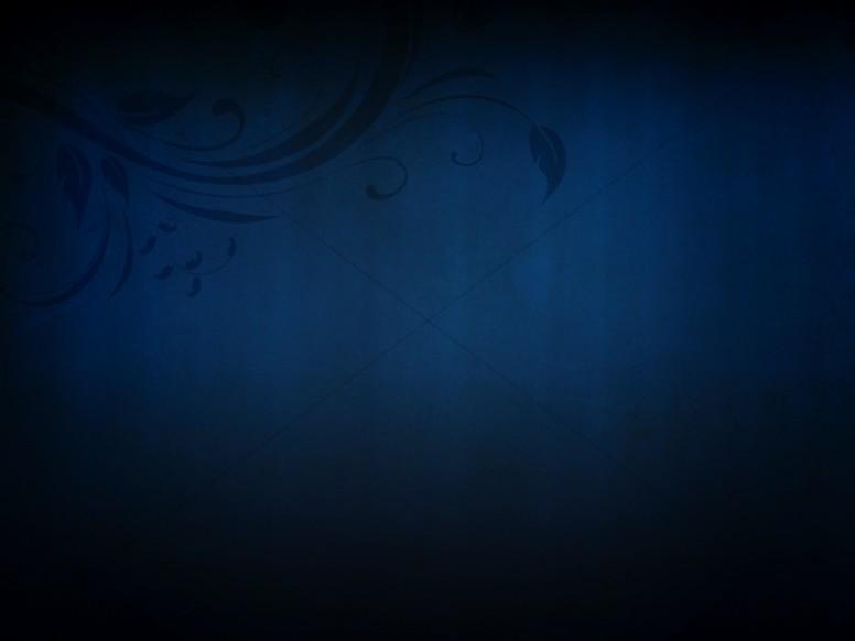 Blue Worship Slide Pack
