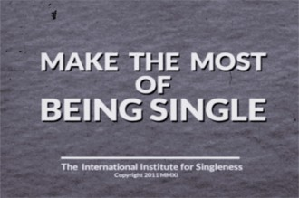 Make The Most of Being Single Christian Video