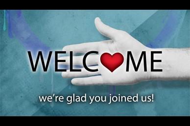 Valentine Heart Church Welcome Video