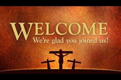 Three Crosses Church Welcome Video