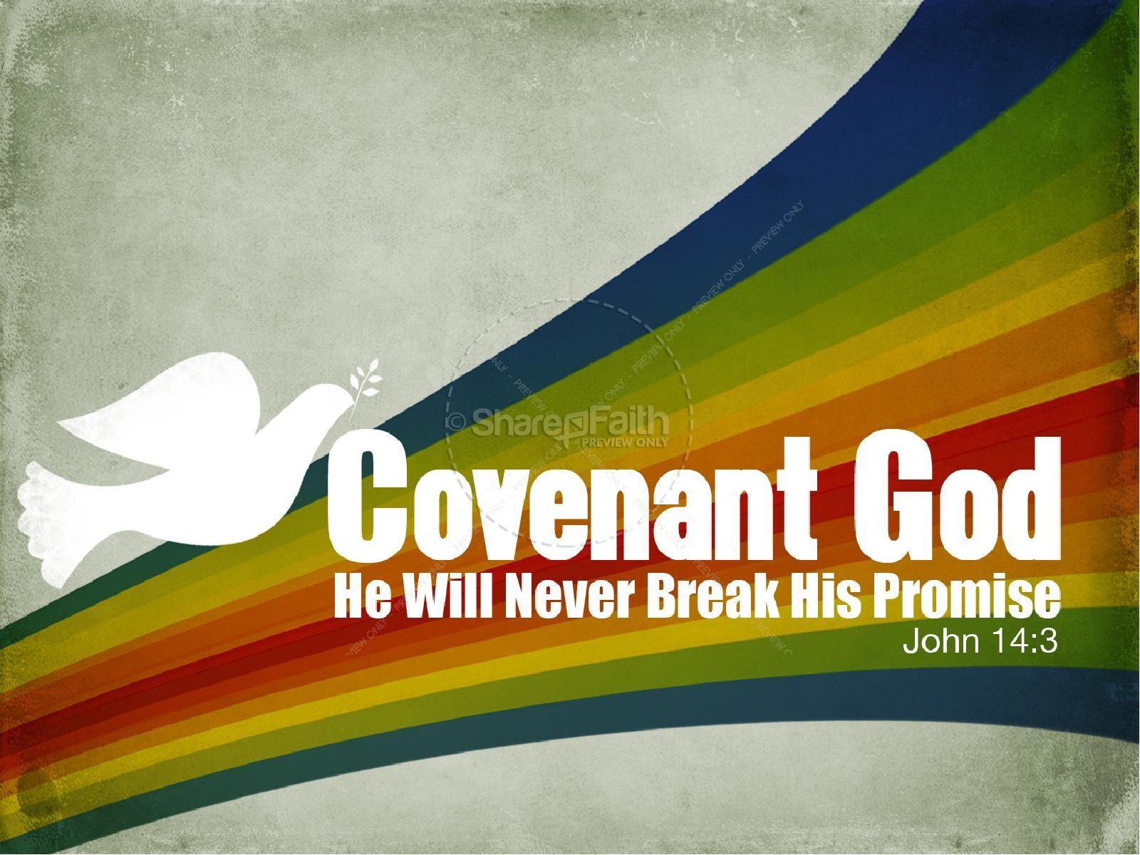 The Covenant PowerPoint Sermon