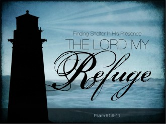 Refuge PowerPoint Template