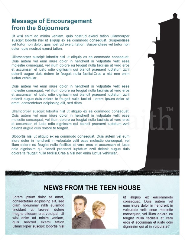 Lighthouse Church Newsletter