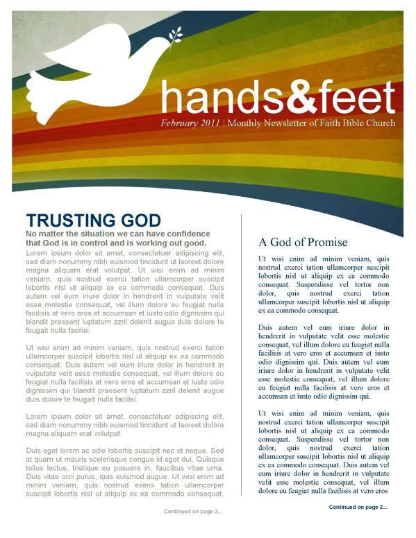 Covenant Church Newsletter