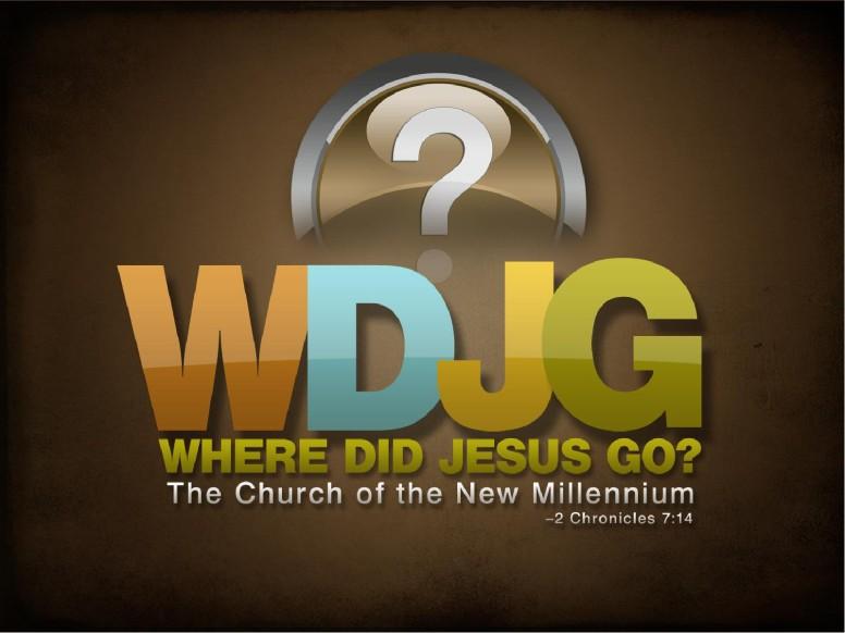 Where Did Jesus Go PowerPoint Sermon