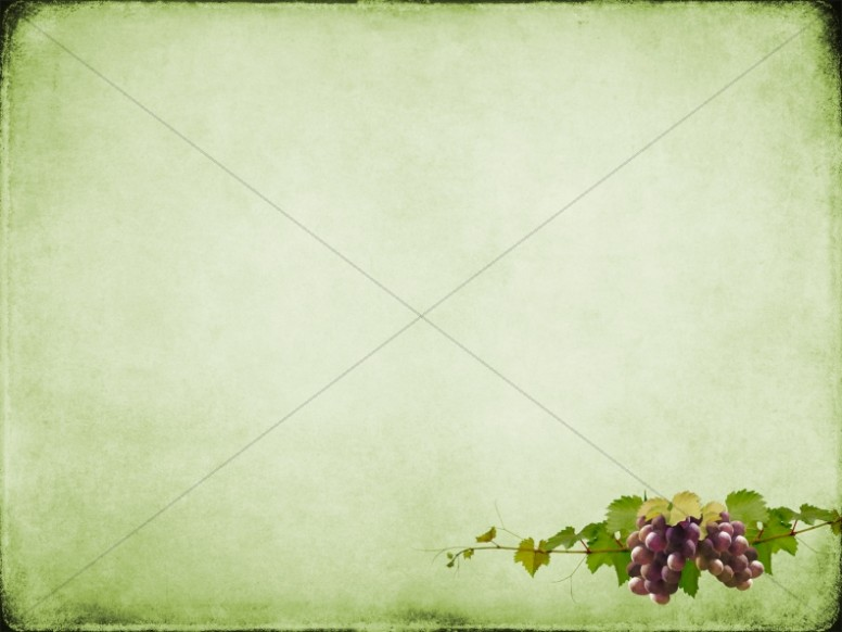 Grapes Worship Background