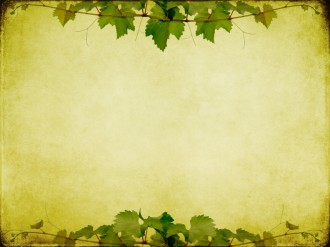Vines and Leaves Worship Background