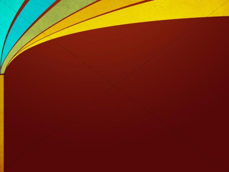 Rainbow Worship Background
