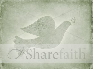Holy Spirit Worship Template
