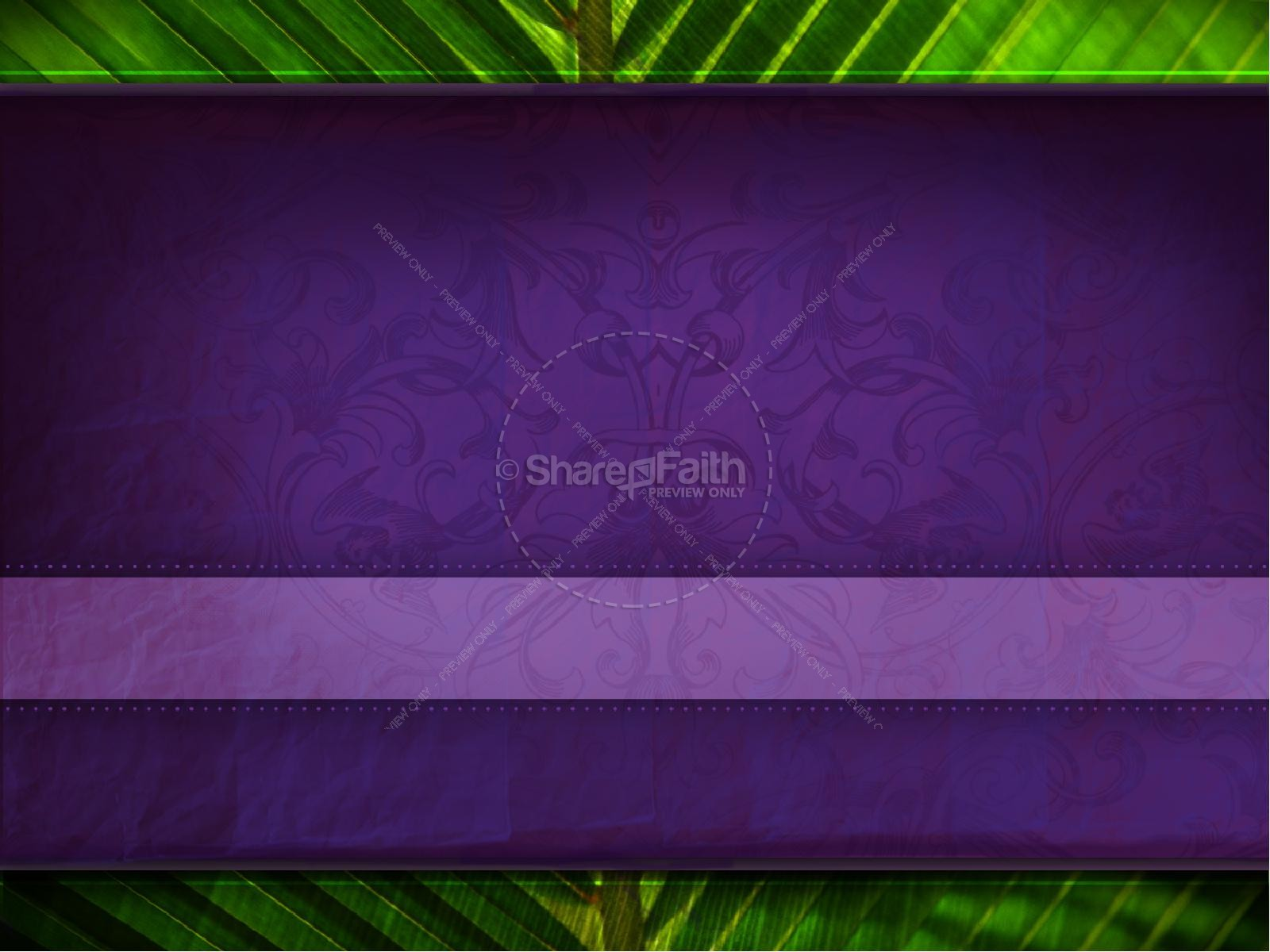 Palm Sunday PowerPoint Template | slide 8