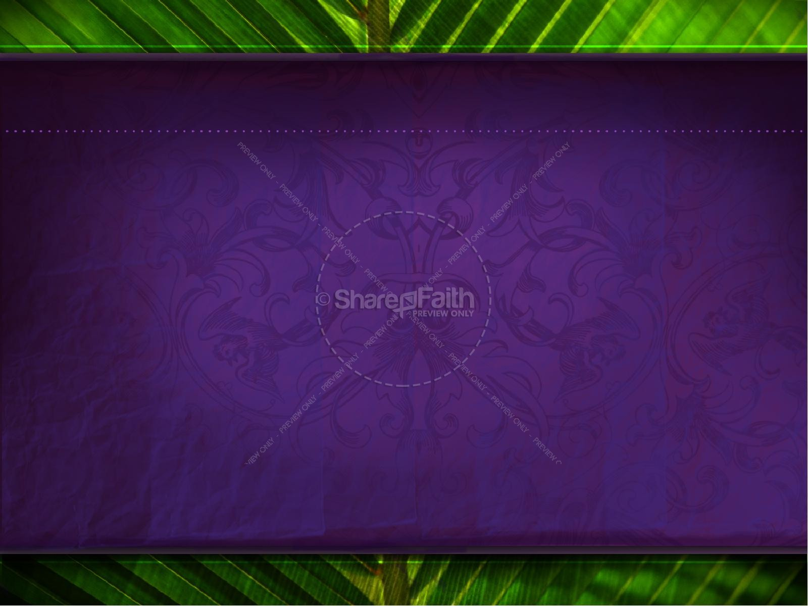 Palm Sunday PowerPoint Template | slide 10