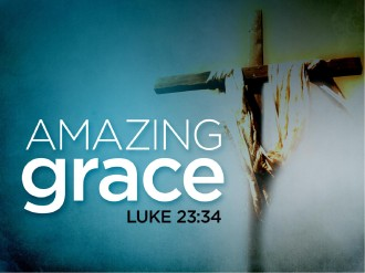 Amazing Grace PowerPoint Template