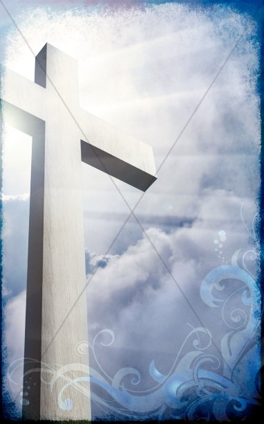 The Cross Church Bulletin Template
