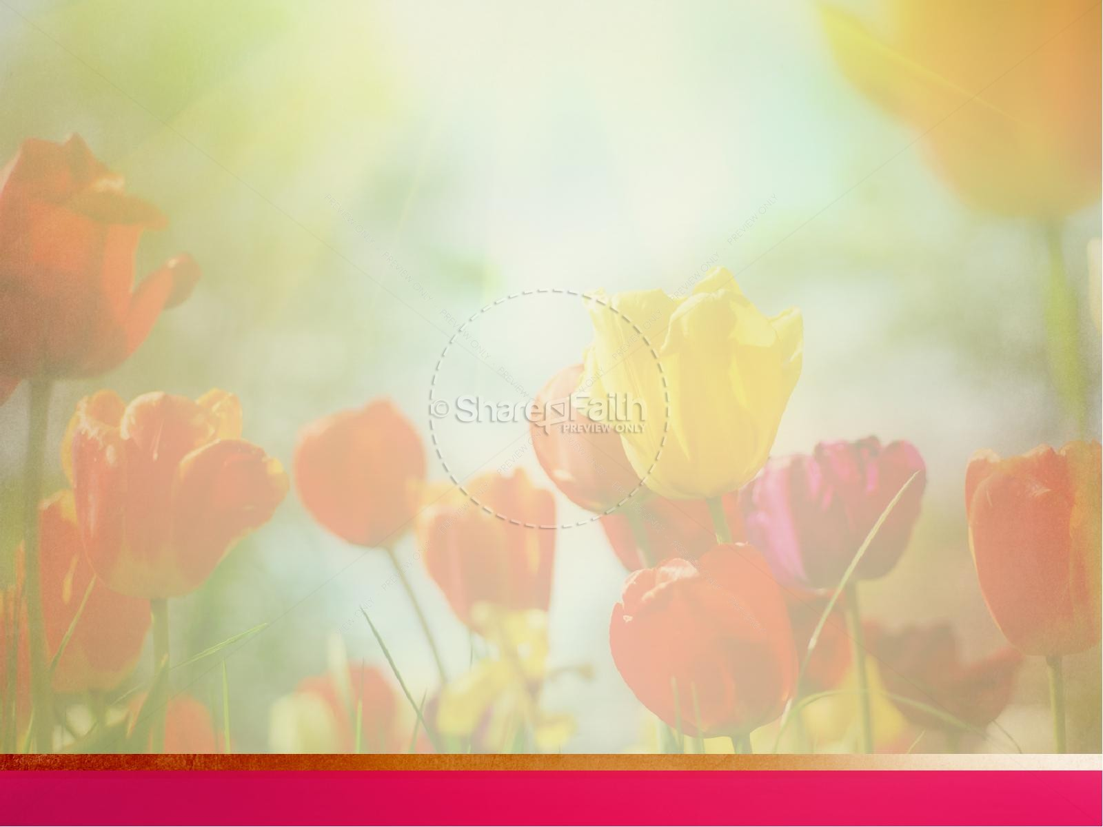 Happy Easter PowerPoint Template