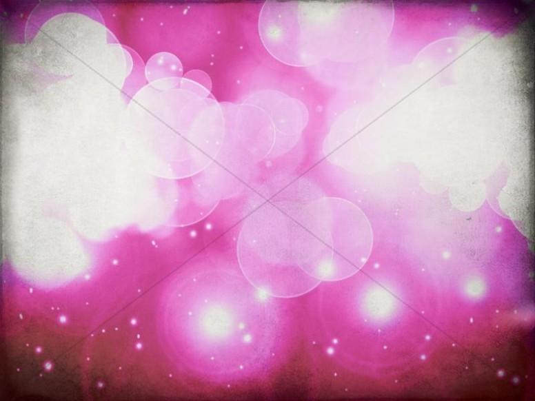 Bubbles Worship Slide