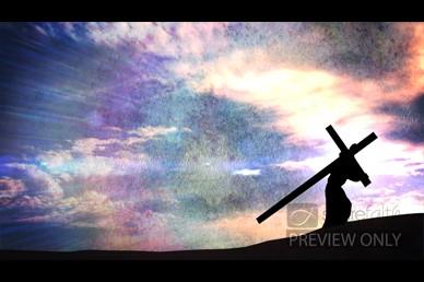 Good Friday Worship Video Loop