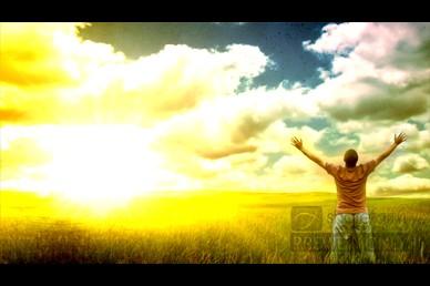 Man Worshipping Church Video