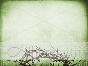 Thorns Worship Background