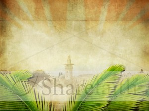 Palm Sunday Worship Still