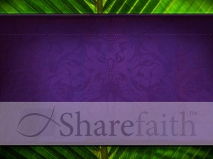 Palm Sunday Worship Slide