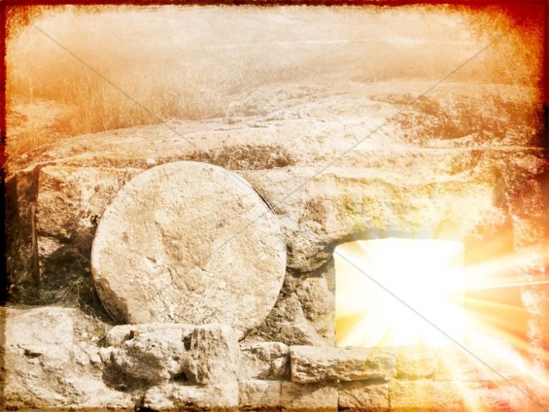 Empty Tomb Worship Slide