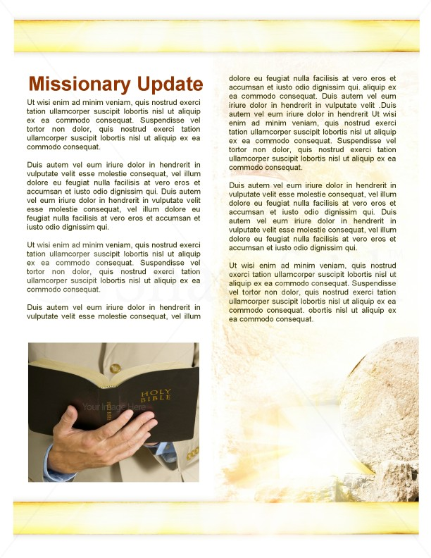 Resurrection Church Newsletter