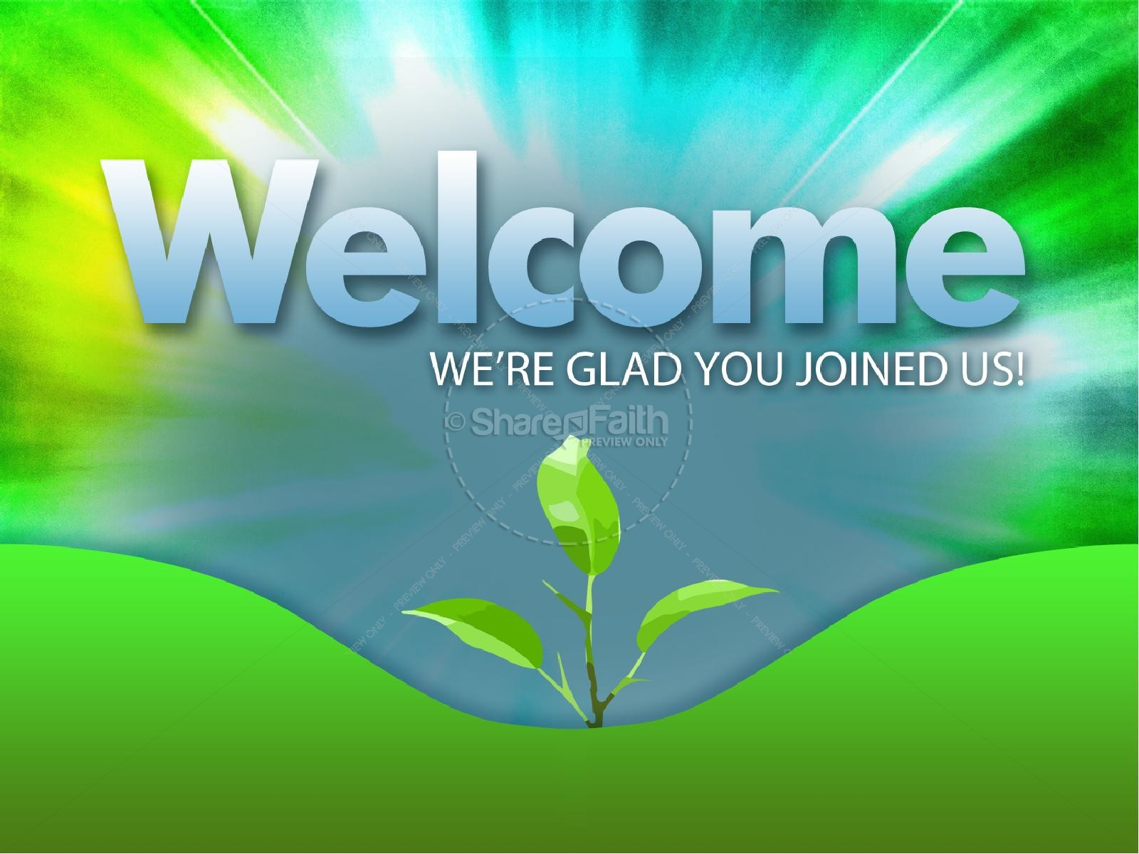 New Beginning Church PowerPoint Sermon