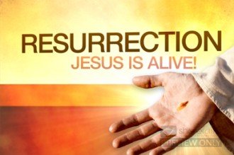 Resurrection Video Welcome