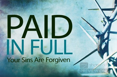 Forgiveness Welcome Video