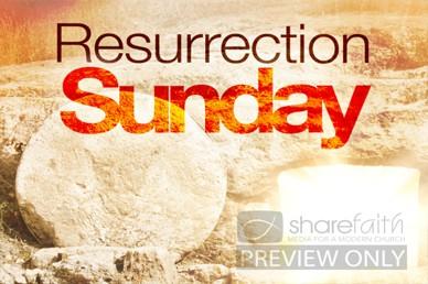 Resurrection Sunday Church Video