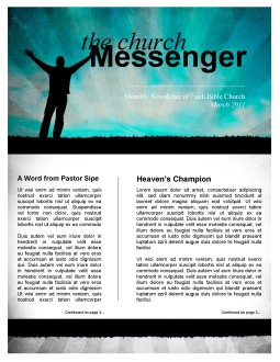 Worshipping Church Newsletter