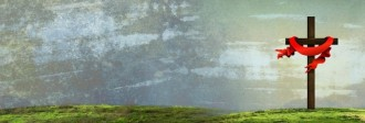 Easter Cross Website Banner