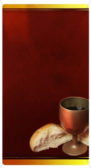 Communion Banner Widget