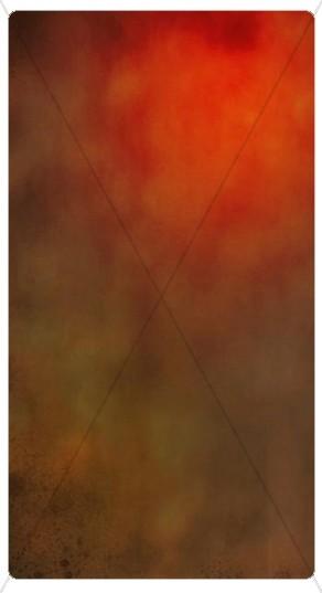 Red Brown Banner Widget