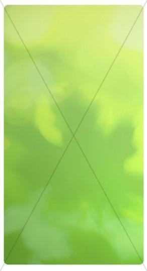 Pastel Green Banner Widget