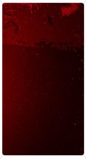 Dark Red Banner Widget