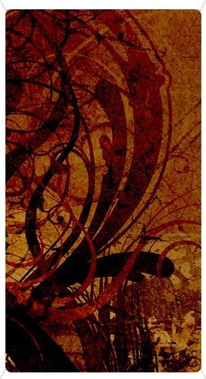 Dark Grunge Banner Widget