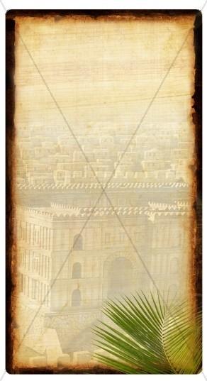 City of David Banner Widget