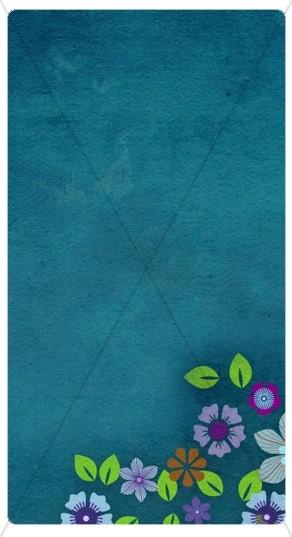 Blossoms Banner Widget