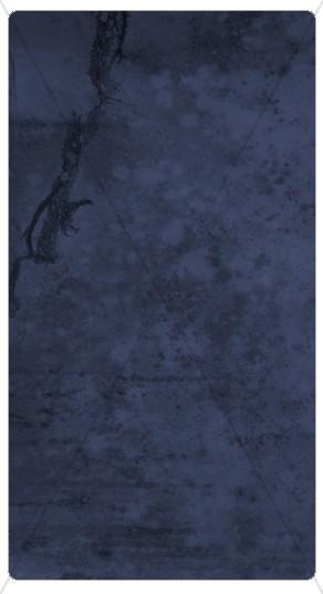 Dark Blue Banner Widget