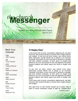Resurrection Day Church Newsletter
