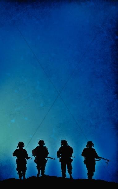 Memorial Day Soldiers Bulletin