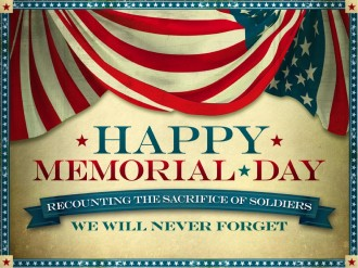 Memorial Day Service PowerPoint